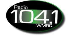 104.1 WMRQ Radio Logo